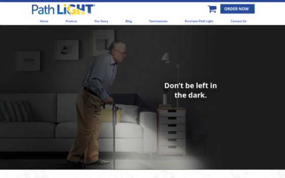 Visit Best Path Light.com.  This link opens new window.
