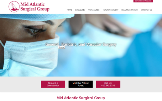 Mid Atlantic Surgical Group