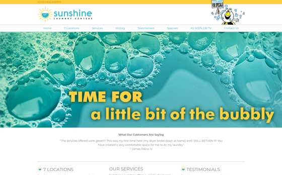Sunshine Laundry Cleaners