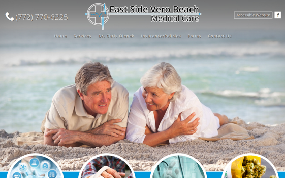 East Side Vero Beach Medical Care. Opens new window.